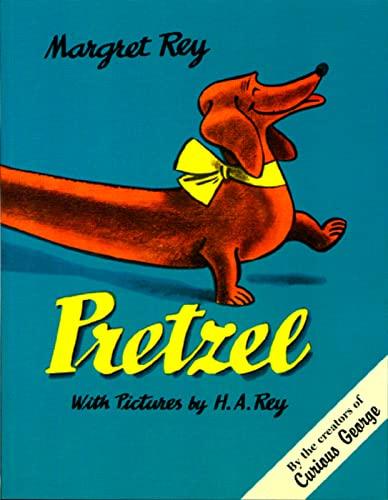 9780395837375: Pretzel (Curious George)
