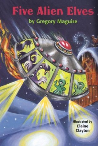9780395838945: Five Alien Elves (Hamlet Chronicles)