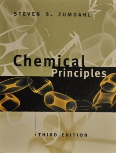 9780395839959: Chemical Principles