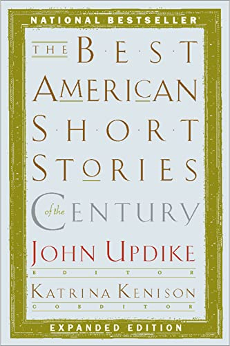 9780395843673: The Best American Short Stories of the Century