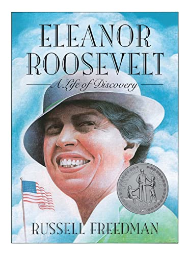 9780395845202: Eleanor Roosevelt: A Life of Discovery
