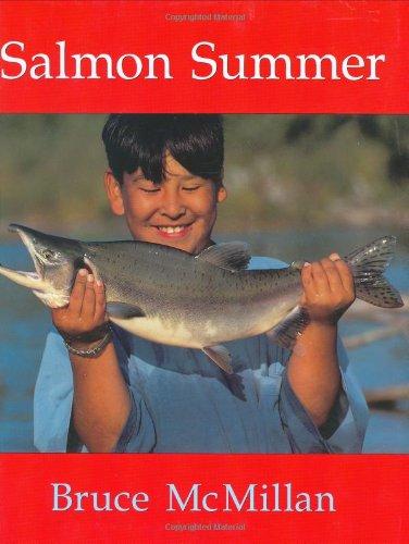 9780395845448: Salmon Summer (Walter Lorraine Books)
