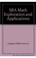 9780395847435: SRA Math Exploration and Applications