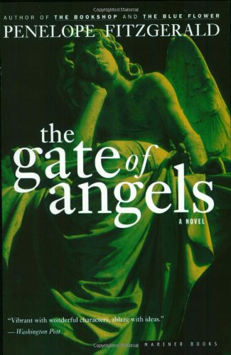 9780395848388: The Gate of Angels