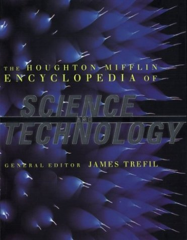 9780395848395: The Houghton Mifflin Encyclopedia of Science and Technology