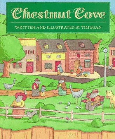 9780395850763: Chestnut Cove (Sandpiper Houghton Mifflin Books)