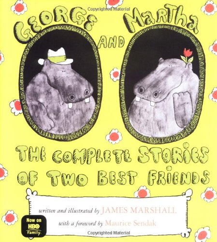 9780395851586: George and Martha: The Complete Stories of Two Best Friends (George & Martha Early Reader)