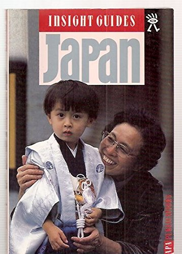 9780395851623: Insight Guides Japan (Serial)