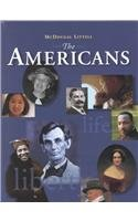 9780395851821: McDougal Littell The Americans: Student Edition Grades 9-12 1998