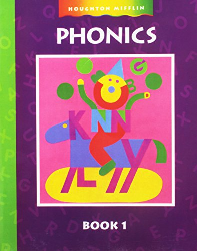 9780395852446: Invitations to Literature, Phonics Workbook Level 1 Imp: Houghton Mifflin Invitations to Literature