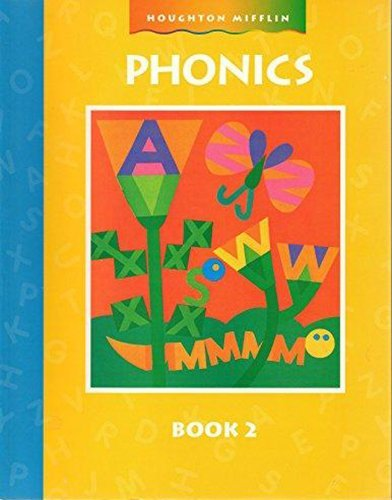 9780395852453: Houghton Mifflin Invitations to Literature: Phonics Workbook Level 2 Imp