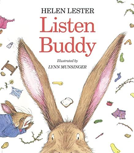 9780395854020: Listen, Buddy