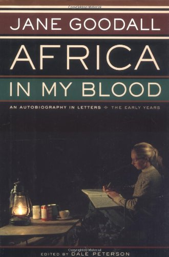 9780395854044: Africa in My Blood: An Autobiography in Letters : the Early Years