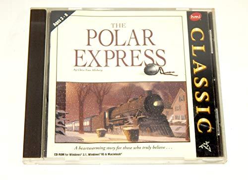 9780395854396: The Polar Express, CD-ROM Multimedia Edition