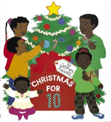 9780395855812: Christmas for 10