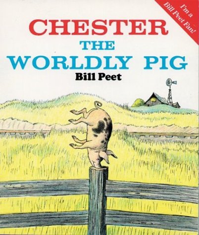 9780395857588: Chester the Worldly Pig Book & Cassette