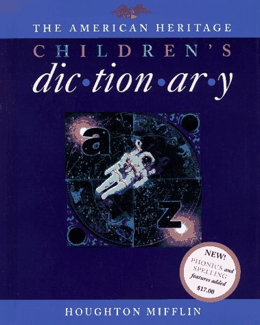 9780395857625: The American Heritage Children's Dictionary