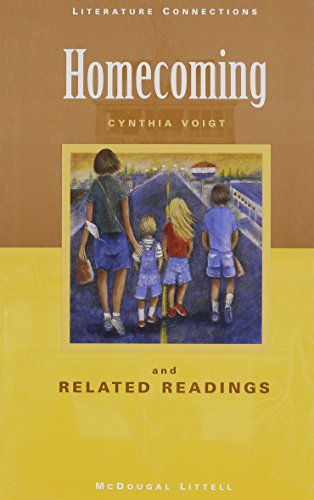 9780395858028: Homecoming and Related Readings (Literature Connections)