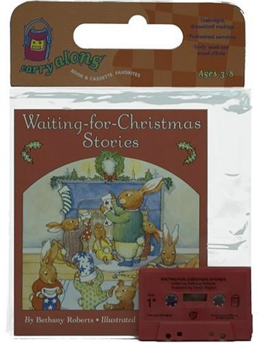 9780395858134: Waiting-for-Christmas Stories Book & Cassette
