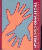 9780395858745: Those Who Can, Teach, Eighth Edition