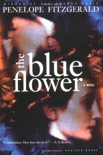 9780395859971: The Blue Flower