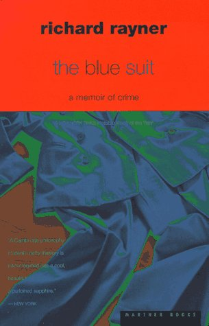 9780395860052: The Blue Suit: A Memoir of Crime