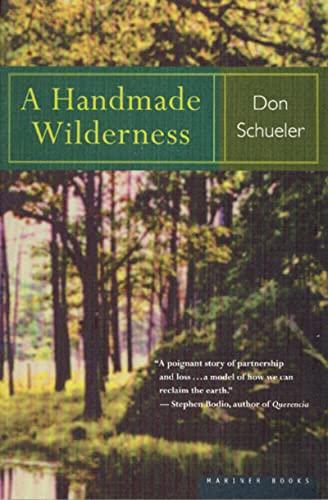 9780395860229: A Handmade Wilderness