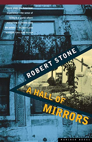 9780395860281: A Hall of Mirrors