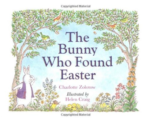 9780395862650: The Bunny Who Found Easter