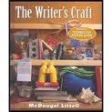 Writer's Craft (Gold Level) (0395863708) by Don Killgallon; Peter Elbow; Rebekah Caplan; Sheridan Blau