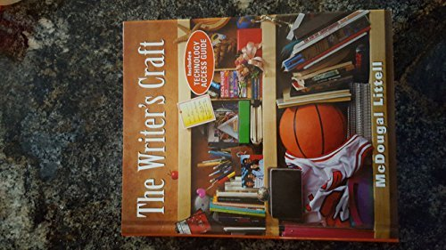 9780395863800: McDougal Littell Writer's Craft: Student Edition Grade 9 1998