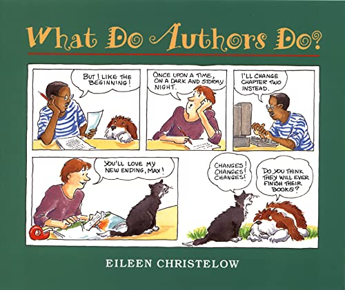 9780395866214: What Do Authors Do?