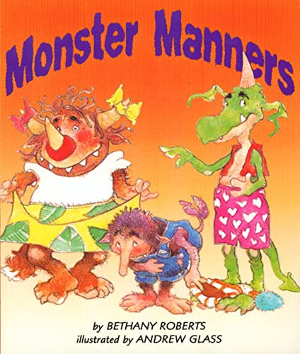 9780395866221: Monster Manners