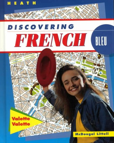 9780395866610: McDougal Littell Discovering French Nouveau: Student Edition Level 1 1998