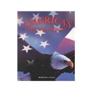 9780395867075: America's Past and Promise