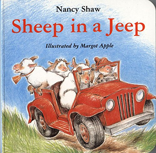 9780395867860: Sheep in a Jeep