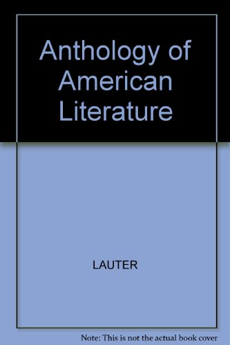 9780395868249: The Heath Anthology of American Literature
