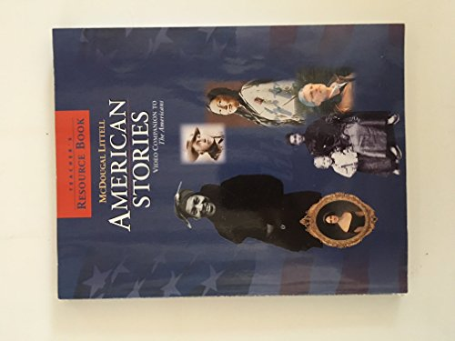 9780395869901: American Stories Video Companion to The Americans