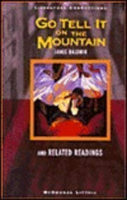 9780395869949: McDougal Littell Literature Connections: Go Tell It on the Mountain Student Editon Grade 11