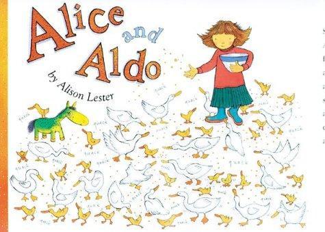 9780395870921: Alice and Aldo