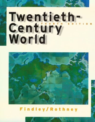 9780395871300: Twentieth-Century World