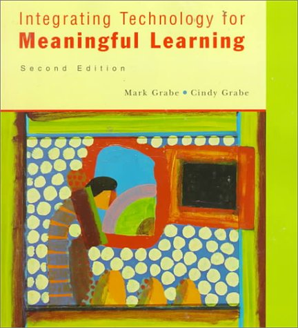 9780395871362: Integrating Technology for Meaningful Learning