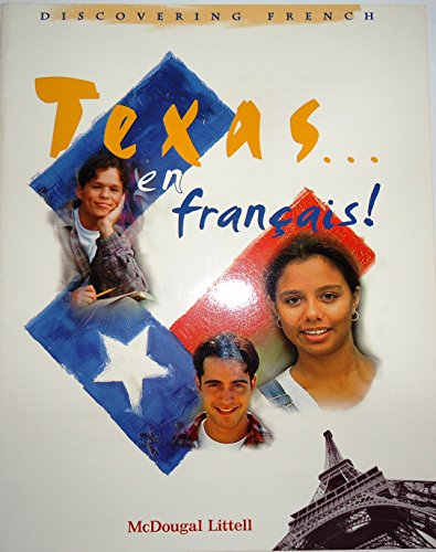 Discovering French Nouveau Grades 9-12: Mcdougal Littell: Andrea Henderson, Margie