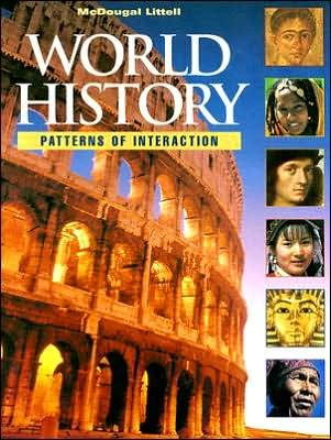 9780395872758: World History: Patterns of Interaction, Annotated Teacher's Edition