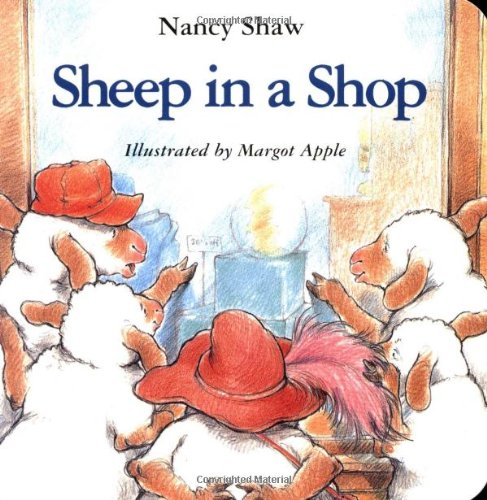 9780395872765: Sheep in a Shop