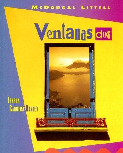 9780395873502: Ventanas: Ventanas dos 1998 (Spanish Edition)