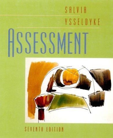 9780395874400: Assessment