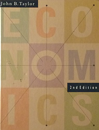 Economics: John B. Taylor
