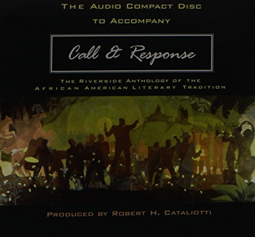 9780395875094: Call and Response: The Riverside Anthology of the African American Literary Tradition