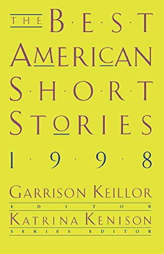 9780395875148: The Best American Short Stories 1998